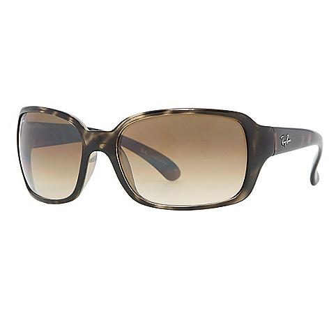 82098b65e 732-832- Ray-Ban 50mm High Street Faux Tortoiseshell Rectangular Frame  Sunglasses w