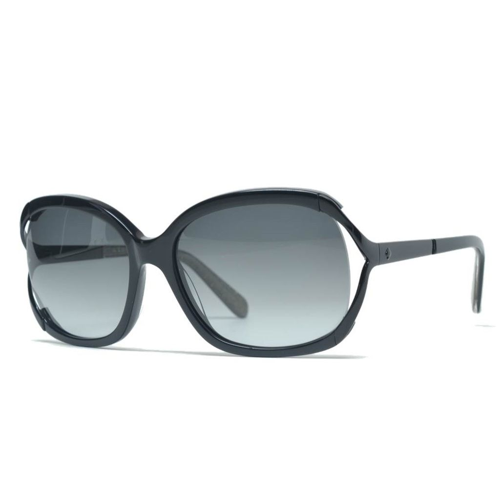 Kate Spade Laurie 57mm Thick Frame Sunglasses W Case Evine