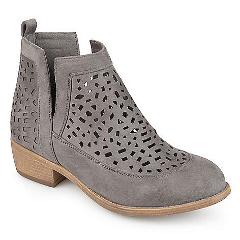 Journee Collection Alaric ... Women's Ankle Boots nULBuo2X
