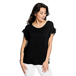 74f8ad4a9f25d2 Image of product 737-380. QUICKVIEW. More Choices Available. OSO Casuals®  Stretch Knit Extended Shoulder ...