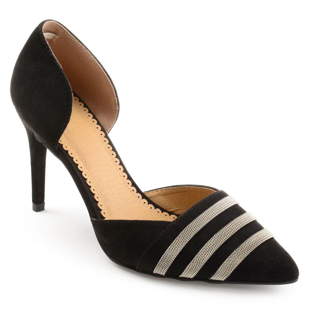 Journee Collection Felicia ... Women's D'Orsay High Heels