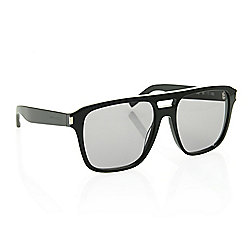 add4cdeb042 Image of product 737-653. QUICKVIEW. Saint Laurent Men s 56mm Aviator  Sunglasses w  Case