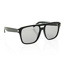 a2abf68170 Saint Laurent Men s 56mm Aviator Sunglasses w  Case