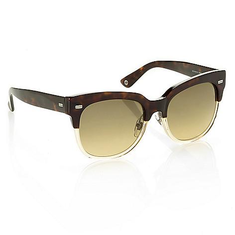 2abcba0200 737-662- Gucci 54mm Havana Round Sunglasses w  Case