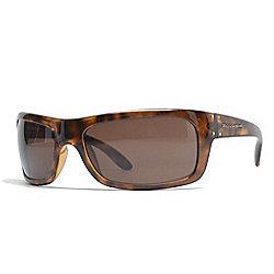 0dae51061a32 Dolce   Gabbana 66mm Faux Tortoiseshell Rectangular Sunglasses w  Case
