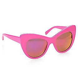f5d628e6c2 Stella McCartney 53mm Hot Pink Cat Eye Frame Sunglasses w  Case