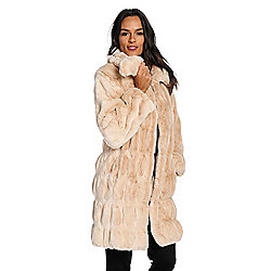 e3bdac1dbac Image of product 738-071. QUICKVIEW. Donna Salyers  Fabulous-Furs Couture Faux  Fur ...