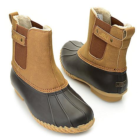jbu par jambu spruce double encorné mousse à mémoire evine duck boots evine mémoire 6abc99