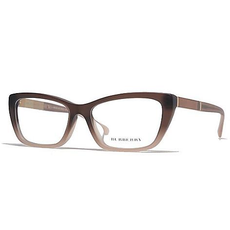 26b0f8ba2d 739-633- Burberry Matte Cat Eye Frame Eyeglasses w  Case