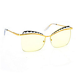 6906f67477ee Image of product 739-681. QUICKVIEW. Alexander McQueen 60mm Oversized Sunglasses  w  Case