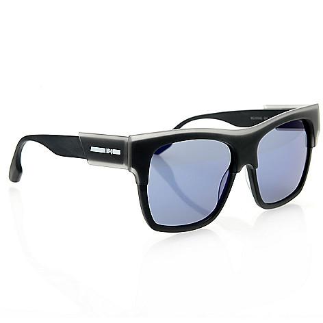 82ba76f2ec 739-683- MCQ by Alexander McQueen Unisex 55mm Square Frame Sunglasses w   Case
