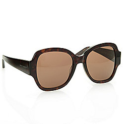 56169affc0b Image of product 739-688. QUICKVIEW. More Choices Available. Saint Laurent  Paris 53mm Round Frame Sunglasses w .