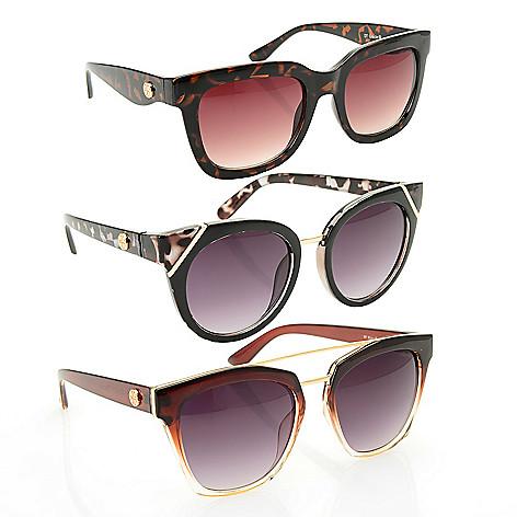 b3991703bf Velvet Eyewear Style Box Set of 3 Cat Eye Sunglasses for Your Face Size
