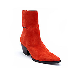 Boots - 740-257 Matisse Good Company Suede Leather Sock Boots - 740-257