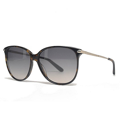 8aa9564cb232 740-840- Marc by Marc Jacobs 57mm Round Frame Sunglasses w/ Case