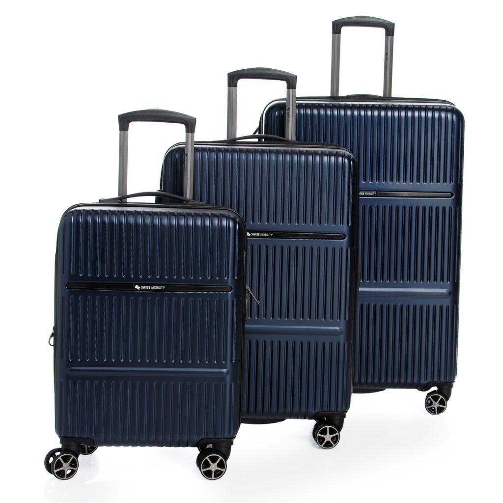 Swiss Mobility 3-Piece Luggage Set - 740-928