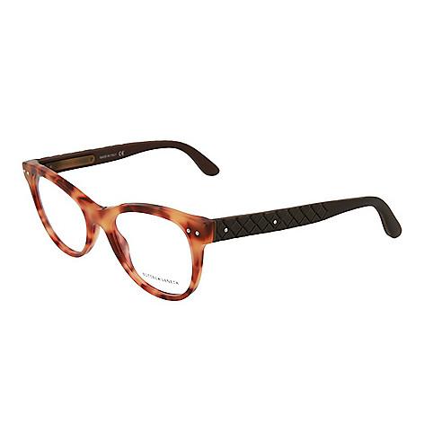 44ed8d207c 741-329- Bottega Veneta 50mm Cat Eye Frame Eyeglasses w  Case