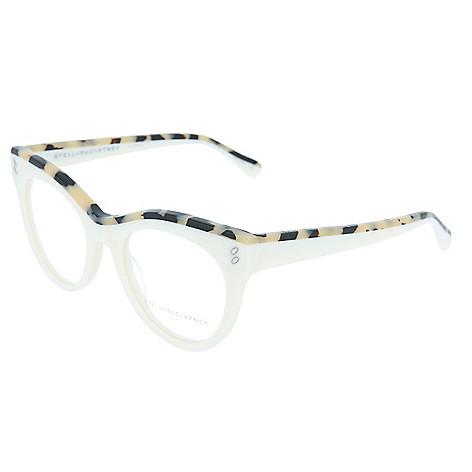 43c9474110b10 741-367- Stella McCartney 50mm Cat Eye Frame Eyeglasses w  Case
