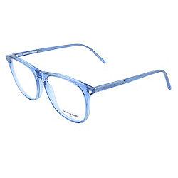 ddd9f25a20 Saint Laurent 53mm Blue Wayfarer Frame Eyeglasses w  Case