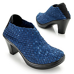 "Corkys Featherlite ""Hot"" Woven Elastic High Heel Booties"