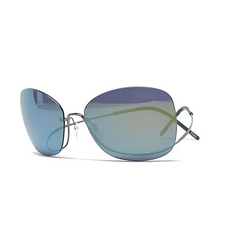 07eea7e92d 741-994- Silhouette 52mm Fashion Frame Sunglasses w  Case