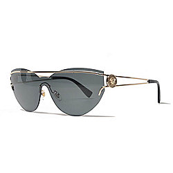 bfbe5bab382 Image of product 741-999. QUICKVIEW. Versace 64mm Fashion Frame Sunglasses  ...