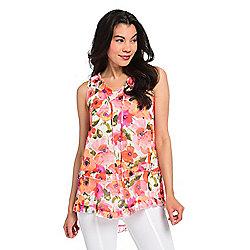 169157bf1fba86 Shop Tanks & Sleeveless Shirts Tops Online | Evine