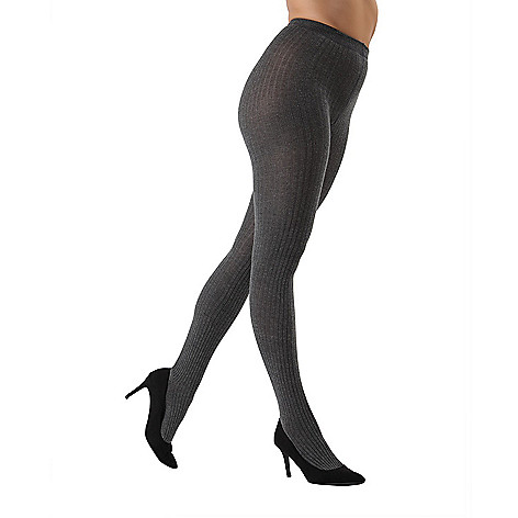 5bbf28acf2d 742-423- MeMoi Side Ribbed Sweater Tights