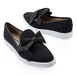 30b5212fa Image of product 742-785. QUICKVIEW. Karl Lagerfeld Bow Detailed Slip-on  Sneakers