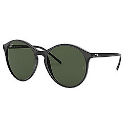 0660cf1990 Image of product 743-144. QUICKVIEW. Ray-Ban Unisex 55mm Youngster Round  Frame Sunglasses w  Case