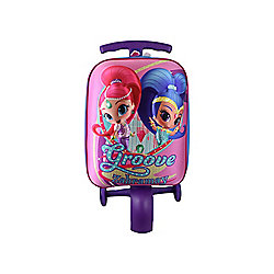 "ATM Luggage Shimmer & Shine ""Scootie"" 24"" Rolling Bag"