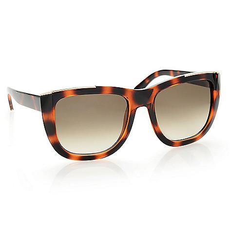 Chloe_55mm Square Wayfarer_Frame Sunglasses w_Case