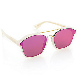 745-663 Christian Dior Abstract 58mm Aviator-Style Sunglasses w Case - 745-663