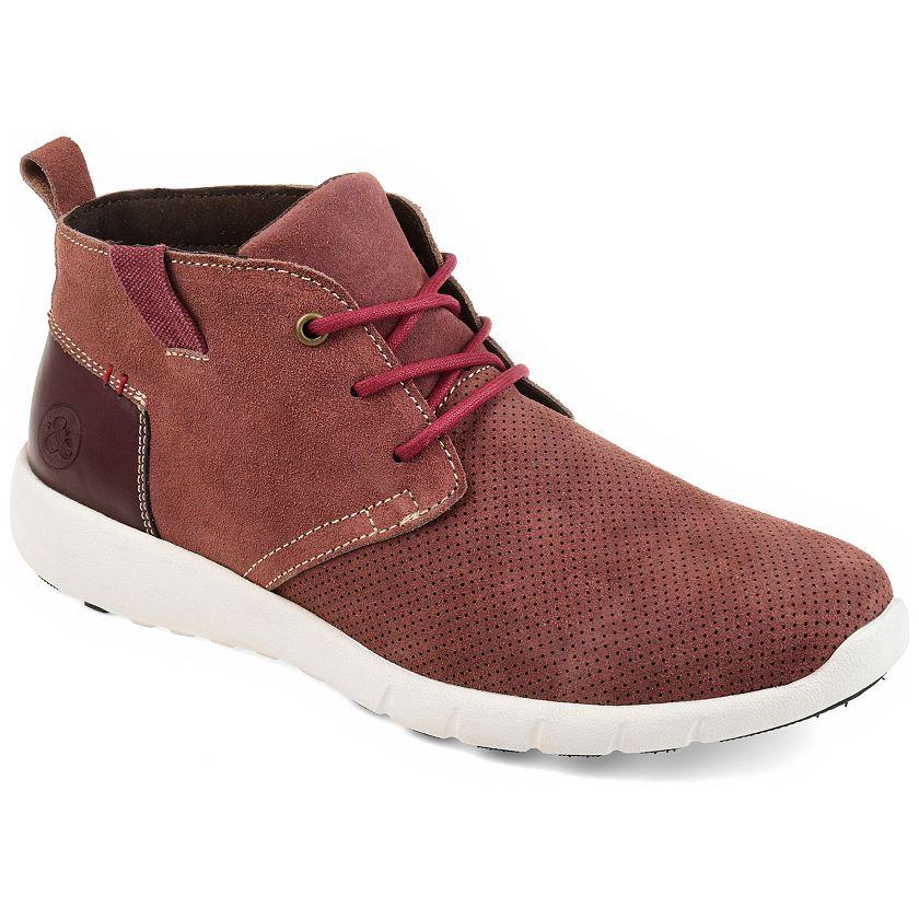 745-879 Thomas & Vine Men's McCoy Suede Chukka Boots