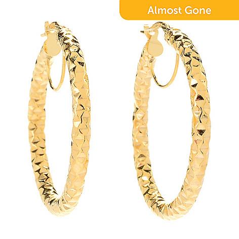 161 258 Stefano Oro Etrusca 14k Gold Tubing Choice Of Size Diamond