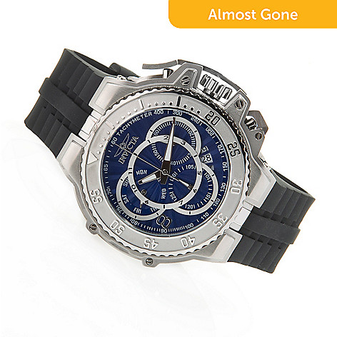 c8df2004e33 662-437- Invicta Men s 54mm Excursion Touring Gen III Quartz Chronograph  Silicone Strap Watch