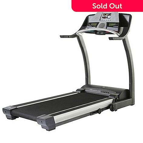 Reebok Vista TV Treadmill