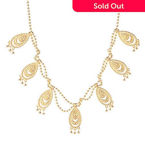 92b3c4fe8eebc Jaipur Jewelry Bazaar™ 18K Gold Embraced™ 18