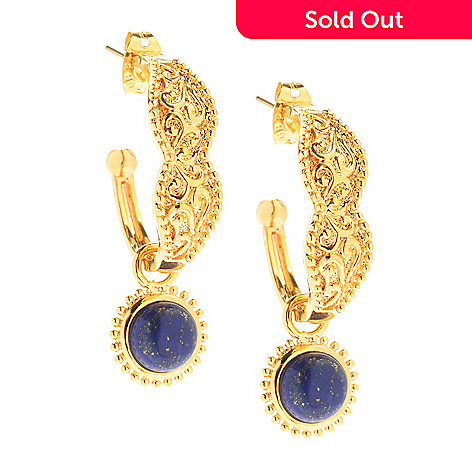 331925f0e Jaipur Jewelry Bazaar™ 18K Gold Embraced™ 1.25