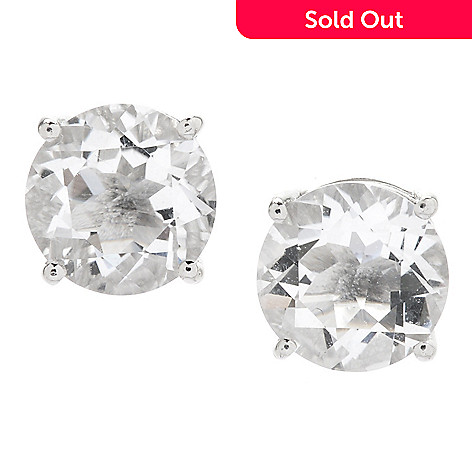 159 450 Nyc Ii Choice Of Size Brazilian Petalite Stud Earrings
