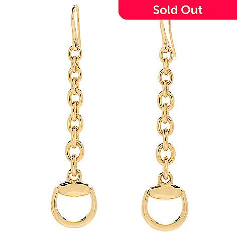 36060e5fe22f9 Gucci 18K Gold 2.5