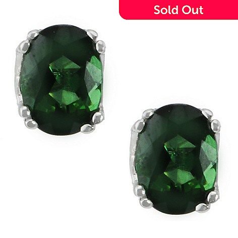 161 583 Gems En Vogue The Vault 14k White Gold 1 70ctw Green Tourmaline