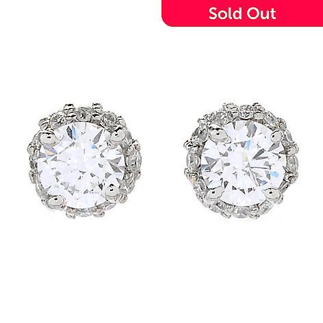 c207979fa 176-644- éthique 14K White Gold 0.65ctw Lab Grown Diamond Stud Earrings