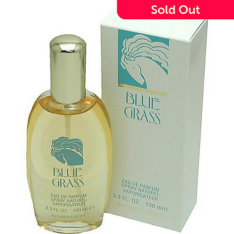 Elizabeth Arden Womens Blue Grass Eau De Parfum Spray 33 Oz Evine