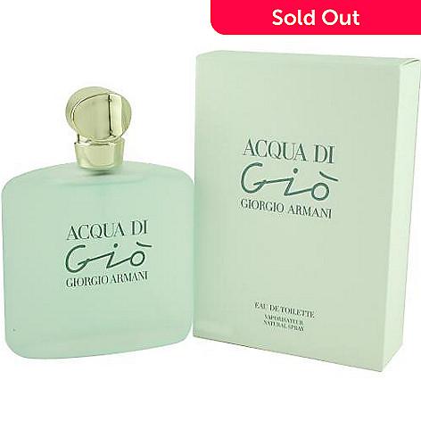 214a52d2de Giorgio Armani Acqua Di Gio Eau de Toilette Spray for Her 3.4 oz - EVINE