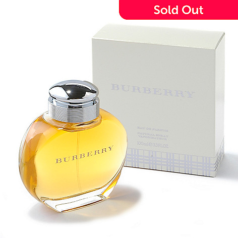 b0857d7ec87e 303-610- Burberry Women s Classic Eau de Parfum Spray - 3.3 oz