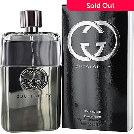22d2161005 Gucci Guilty Men's Pour Homme Eau de Toilette Spray - 3 oz - EVINE
