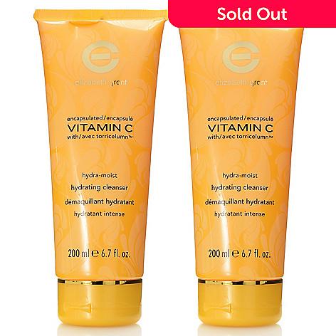 d3a96a5b1118 308-010- Elizabeth Grant Vitamin C Hydra-Moist Hydrating Cleanser Duo 6.7 oz
