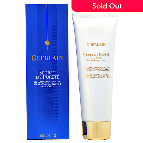 Guerlain Secret De Purete Cleansing Radiance Gel 42 Oz Evine