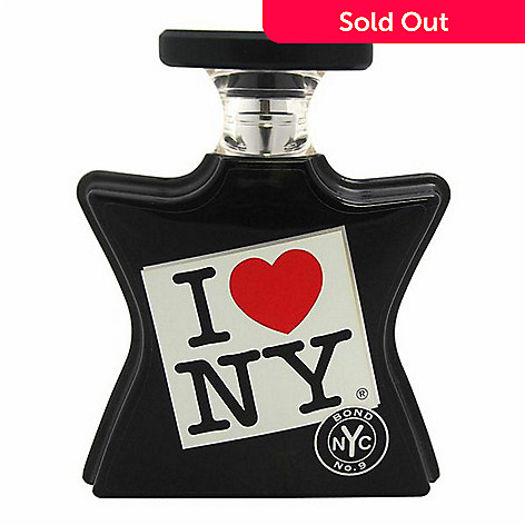 1d32397ee8c7 I Love New York by Bond No. 9 Unisex Eau de Parfum Spray - EVINE